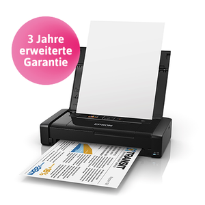 EPSON WorkForce WF-100W Garantie