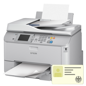 Office Scan & Print MFP EP-2000
