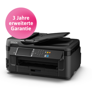 EPSON WorkForce WF-7610DWF A3 Garantie