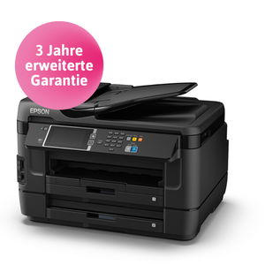 EPSON WorkForce WF-7620DTWF A3 Garantie